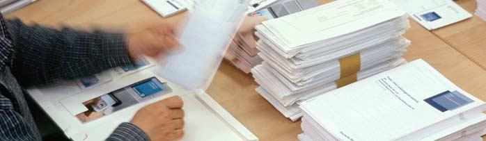 Bürodienstleistungen